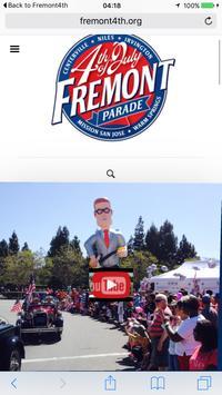 Fremont 4th of July Parade screenshot 4