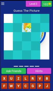 Guess The Picture Trivia Test screenshot 4