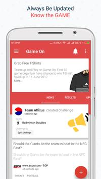 Sportelos - Game On poster