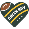 Green Bay ícone
