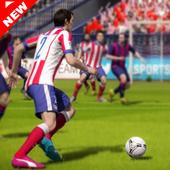 Real Football Flick Shoot Soccer Championship 2018 icon