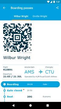KLM screenshot 3