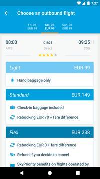 KLM screenshot 5
