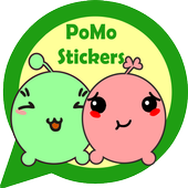 PoMo Stickers For WhatsApp icon