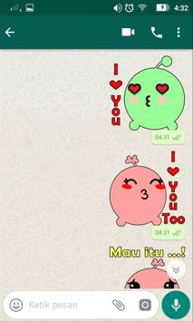 PoMo Stickers For WhatsApp screenshot 4