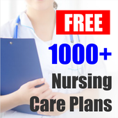 Nursing Care Plans List icon