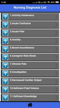 FREE Nursing Care Plans and Diagnosis screenshot 1