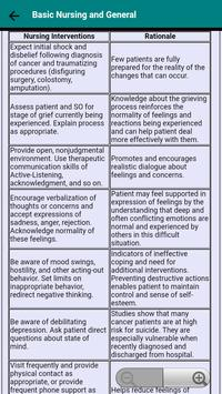 FREE Nursing Care Plans and Diagnosis screenshot 4
