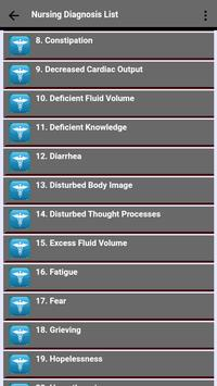 FREE Nursing Care Plans and Diagnosis screenshot 6