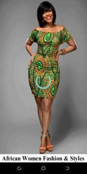 AFRICAN WOMEN FASHION & STYLES 2019 (NEW) poster