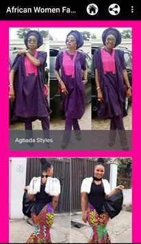 AFRICAN WOMEN FASHION & STYLES 2019 (NEW) screenshot 1