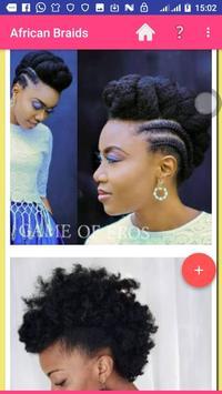AFRICAN BRAIDS 2019 imagem de tela 14