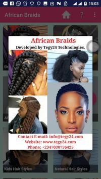 AFRICAN BRAIDS 2019 imagem de tela 16