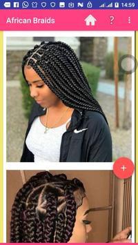 AFRICAN BRAIDS 2019 imagem de tela 1