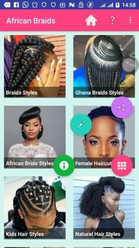 AFRICAN BRAIDS 2019 imagem de tela 8