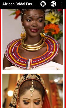 AFRICAN BRIDAL FASHION STYLES 2019 screenshot 13