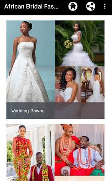 AFRICAN BRIDAL FASHION STYLES 2019 screenshot 1