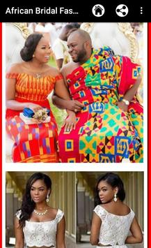 AFRICAN BRIDAL FASHION STYLES 2019 screenshot 4