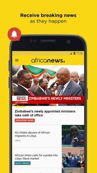 Africanews ảnh chụp màn hình 3