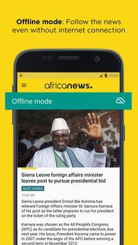 Africanews ảnh chụp màn hình 1