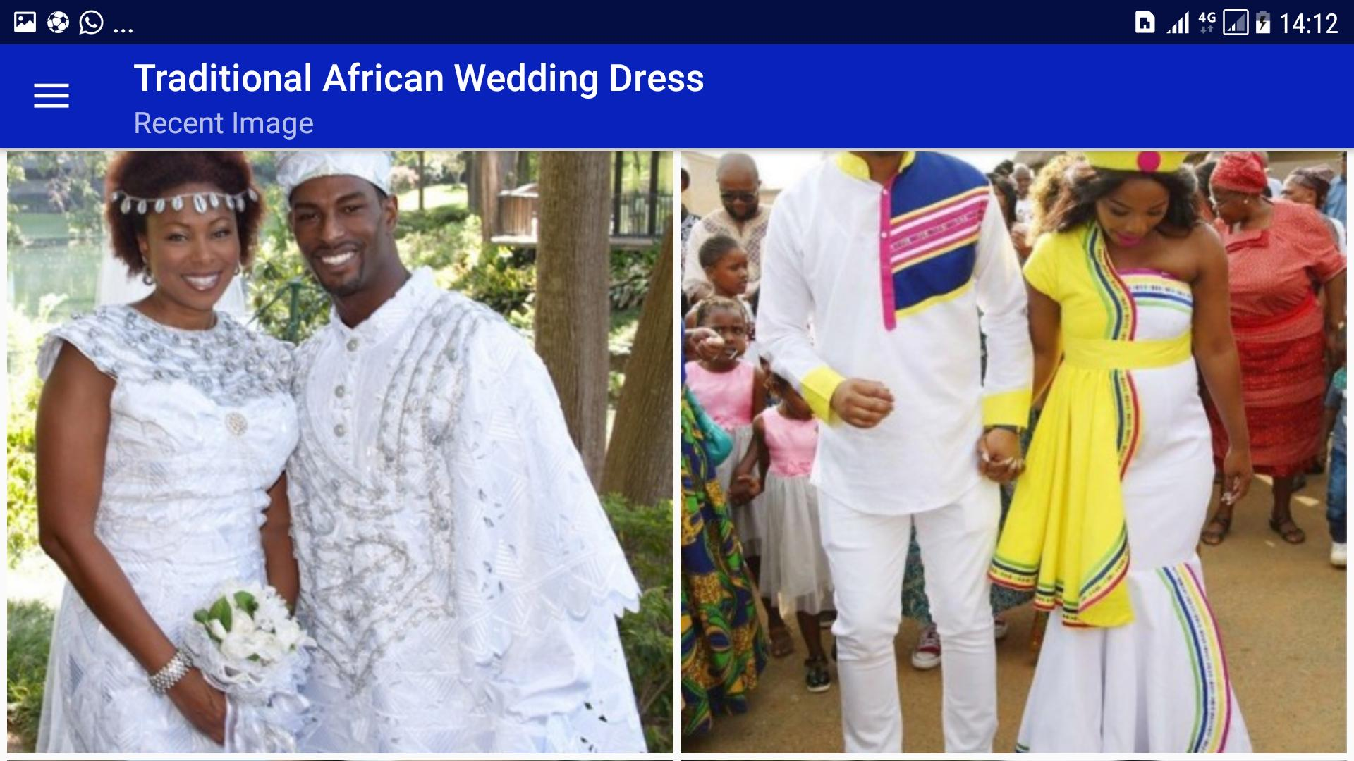 Traditional African Wedding Dress For Android Apk Download