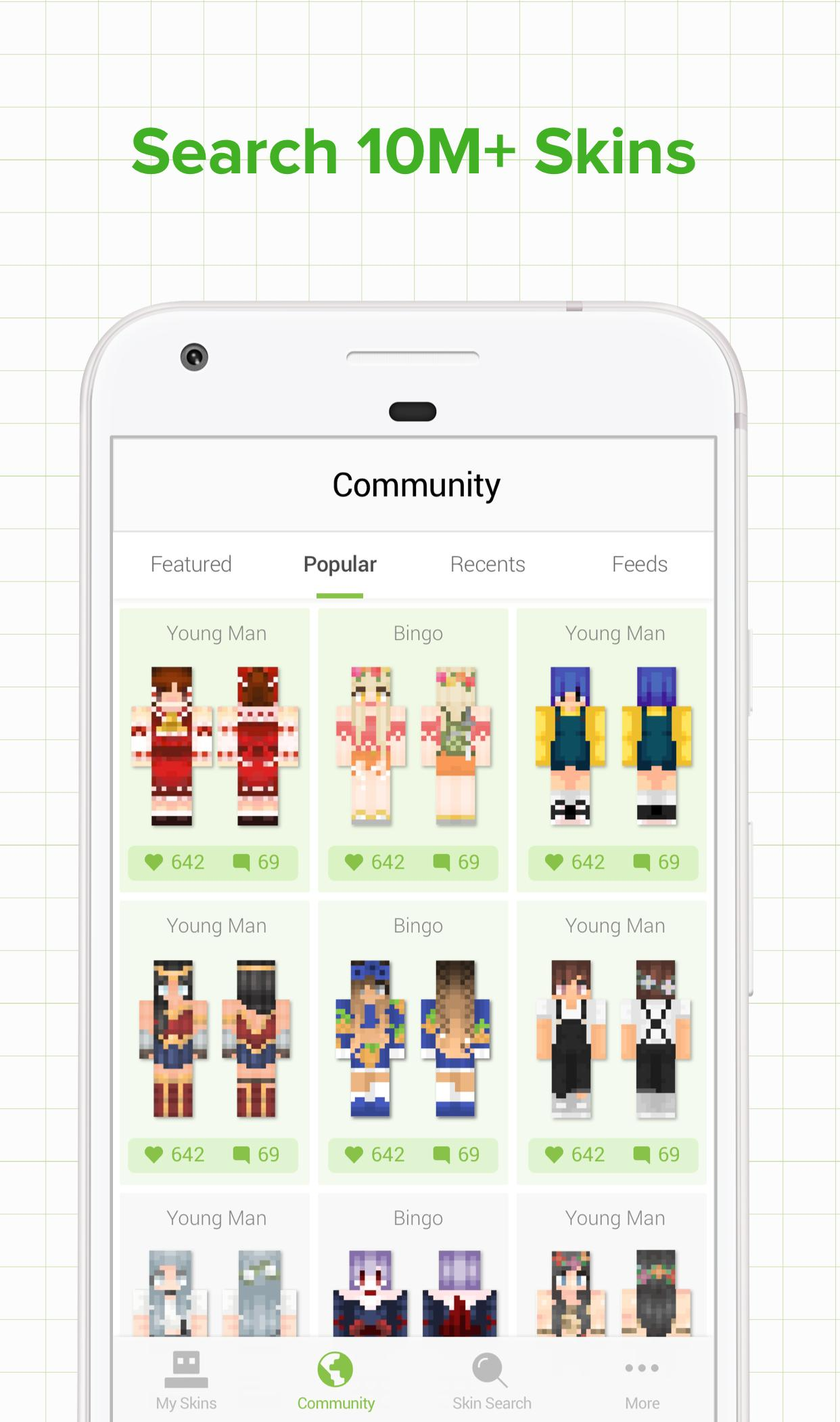 Skinseed for Android - APK Download