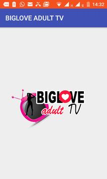 BIGLOVE ADULT  TV screenshot 1
