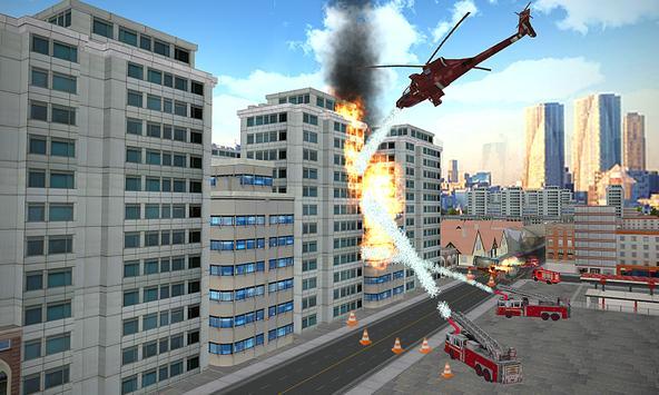 Fire Fighter Sim 911 screenshot 14