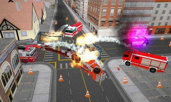 Fire Fighter Sim 911 screenshot 4
