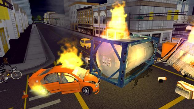 Fire Fighter Sim 911 screenshot 7