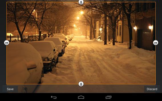 Lovely Snowfall Wallpaper Free screenshot 12