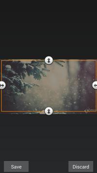 Lovely Snowfall Wallpaper Free screenshot 5