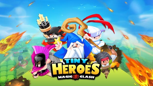 Tiny Heroes постер