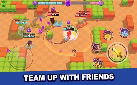 Tiny Heroes скриншот 10