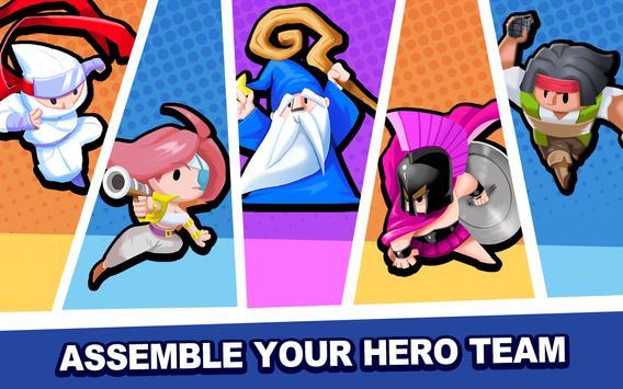 Tiny Heroes تصوير الشاشة 7