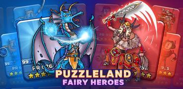 Puzzle Land: Match 3 RPG