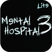 Mental Hospital III Lite - Horror games icon