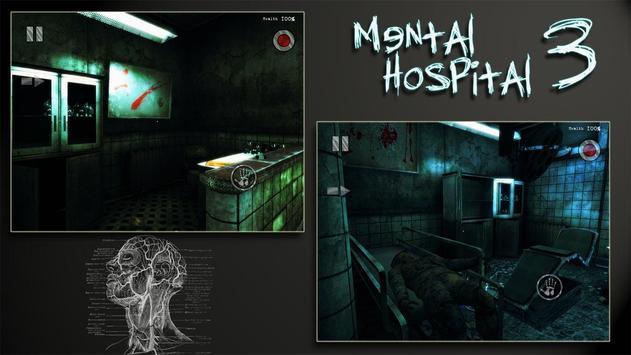 Mental Hospital III Lite - Horror games screenshot 8