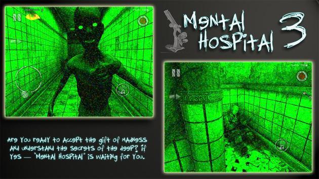 Mental Hospital III Lite - Horror games screenshot 1