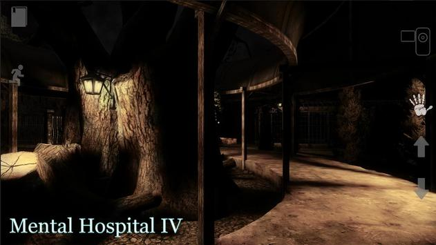 Mental Hospital IV - Horror game poster