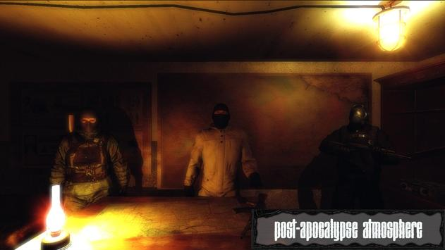 Z.O.N.A Shadow of Lemansk Post-apocalyptic shooter screenshot 3