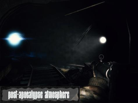 Z.O.N.A Shadow of Lemansk Post-apocalyptic shooter screenshot 11