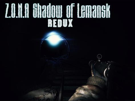 Z.O.N.A Shadow of Lemansk Redux Ekran Görüntüsü 9