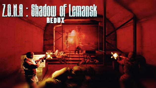 Z.O.N.A Shadow of Lemansk Redux gönderen