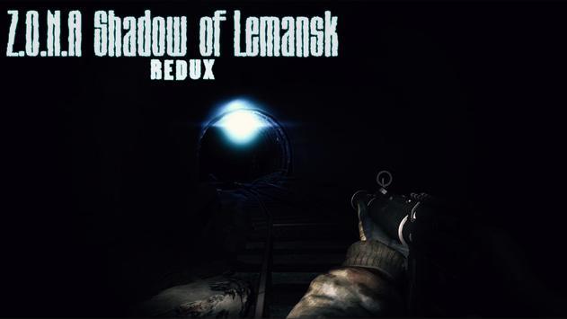 Z.O.N.A Shadow of Lemansk Redux Ekran Görüntüsü 1
