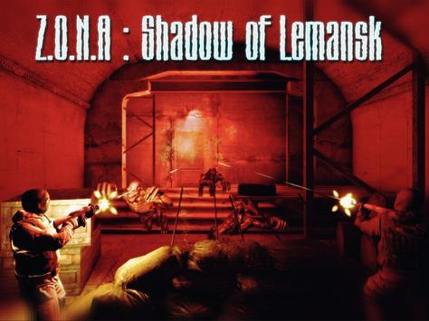 Z.O.N.A Shadow of Lemansk Lite imagem de tela 7
