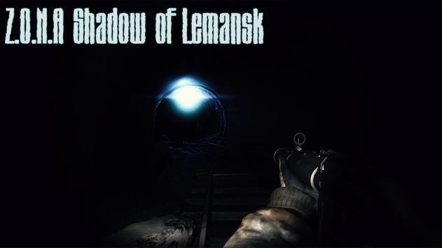 Z.O.N.A Shadow of Lemansk Lite imagem de tela 1