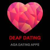 Deaf Dating App - AGA icon
