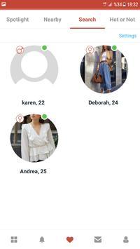 Deaf Dating App - AGA screenshot 4
