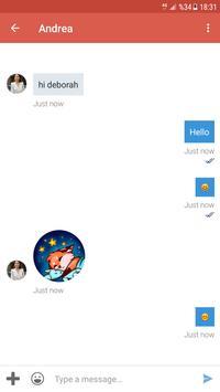 Deaf Dating App - AGA screenshot 2